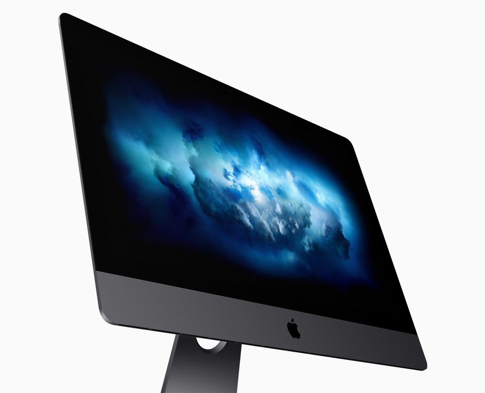 Mac史上最速、最もパワフルな5Kディスプレイ一体型「iMac Pro」