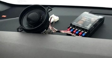 質の高い音環境でドライブ! トヨタ「C-HR」と「プリウス(50系)」専用スピーカーセット「SP-TCP1」