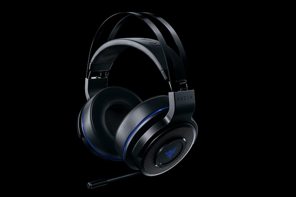 7.1chサラウンドで敵を聴覚で察知 「Razer」からPS4対応ワイヤレスヘッドセット「Thresher Ultimate」