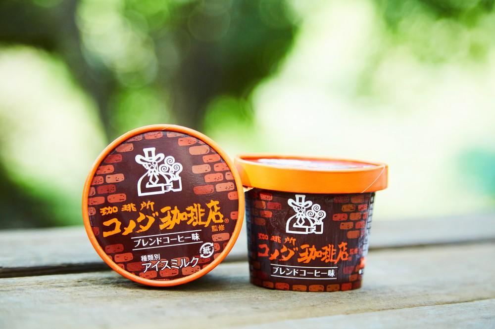 コメダ名物「ブレンドコーヒー」がカップアイスに! ファミマなどで限定発売