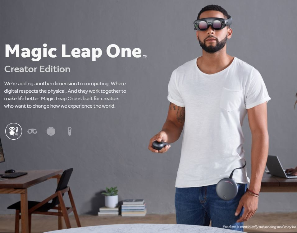 「Magic Leap One」