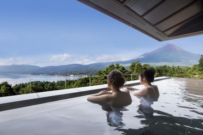 富士山が一度も見えなければ無料宿泊券ゲット ホテルマウント富士