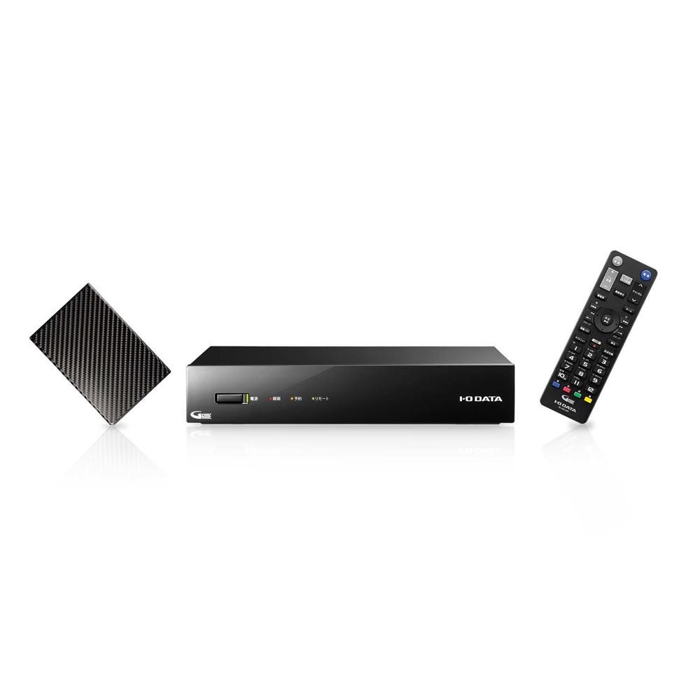 自分専用に最適! 3番組同時録画対応のHDDレコーダー「HVTR-T3HDT」
