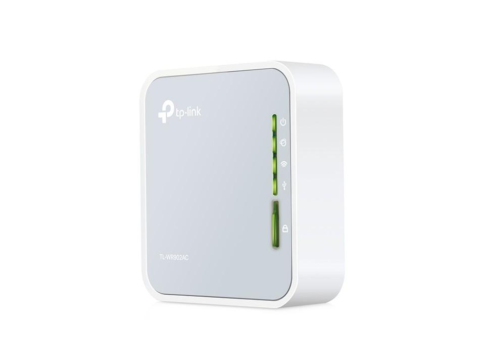 出張/旅行先で高速Wi-Fi コンパクトな無線LANルーター