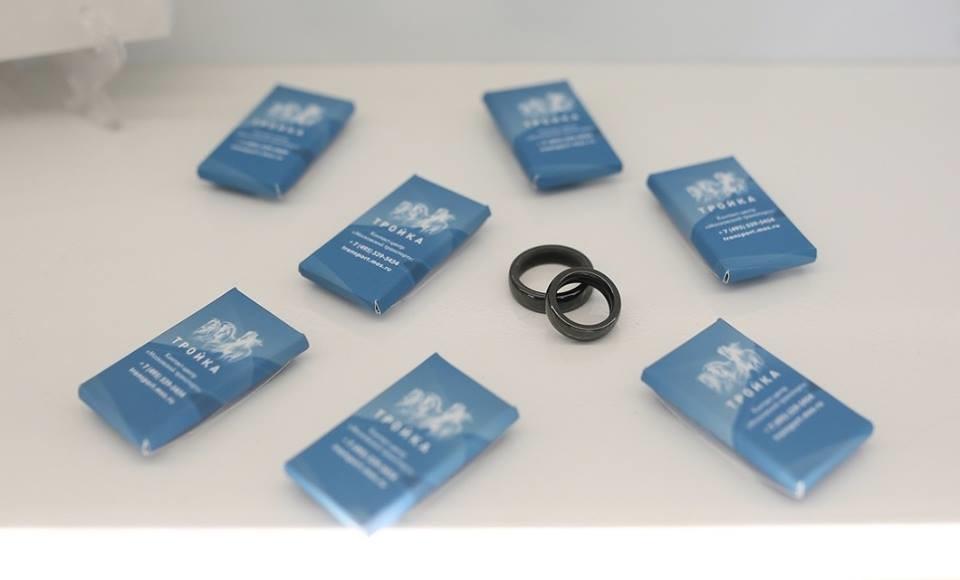 これは欲しい!ロシアの指輪型「Suica」 「魔法使いみたい」「すごくSF」と好評