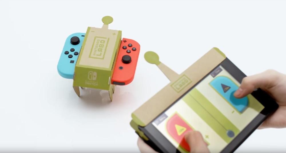「Nintendo Labo」発売で蘇る「Let's Tap」 「いつもSEGAは10年早いねん・・・」
