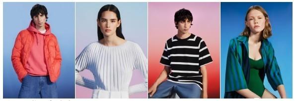 ユニクロ、色鮮やかな「Uniqlo U」2018年春夏コレクション発売