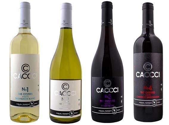 牡蠣に合うワイン、その名も「CACCCI(カッキー)」 ゼネラル・オイスター28店舗で提供開始