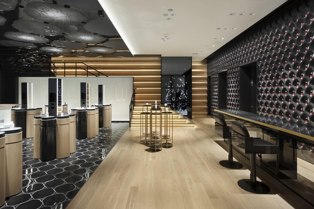 資生堂「SHISEIDO THE STORE」がグランドオープン 銀座に美の総合施設