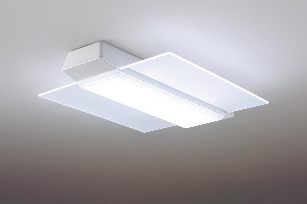 天井から音楽が降り注ぐ スピーカー内蔵LEDシーリングライト