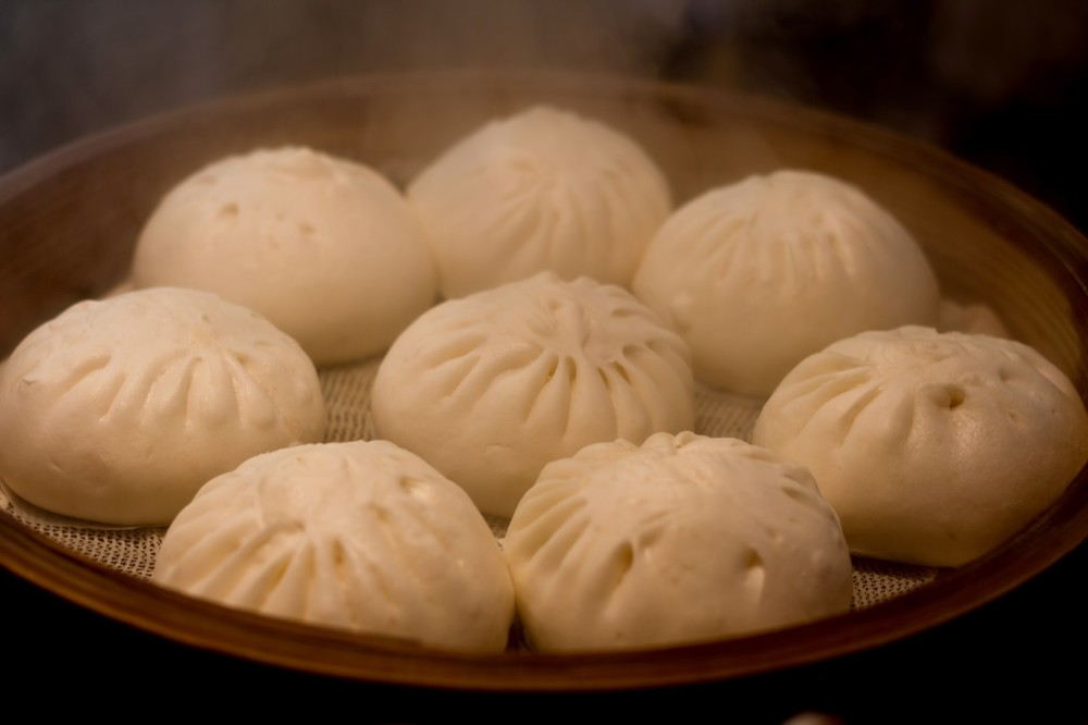 山盛りの中華饅頭や今川焼の夢をよく見たそうだ