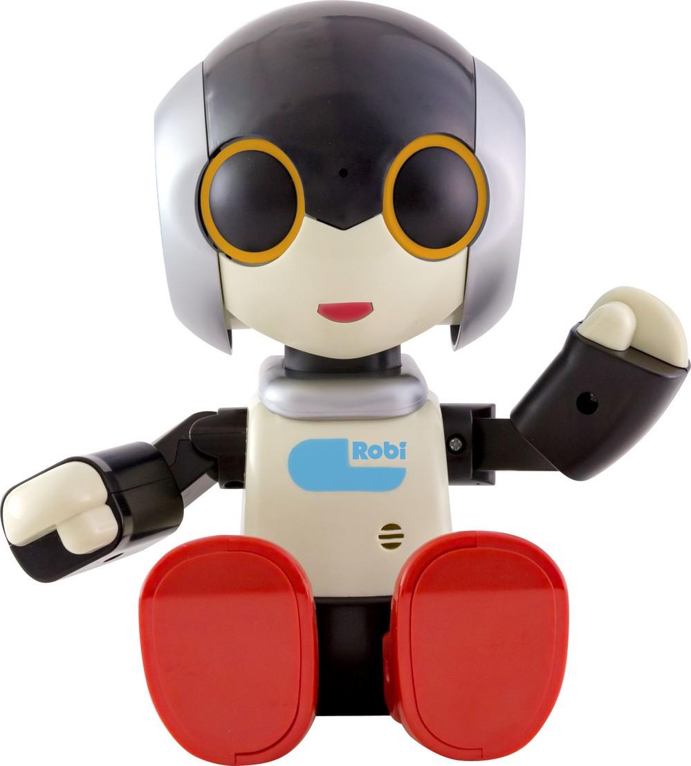 おしゃべりパターンは2000種超 パーソナルトークロボット「マイルームロビ」
