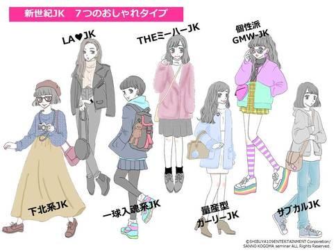 「ポストゆとり世代」の女の子に迫る イマドキJKのファッション感度