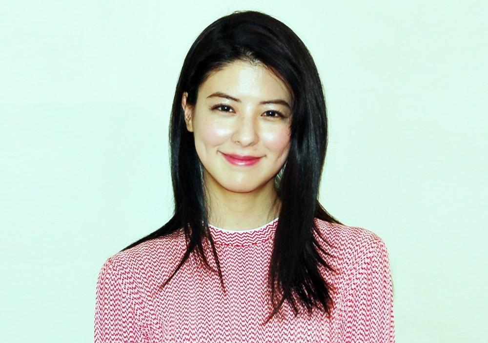 女優・藤井美菜さん(2018年2月15日撮影)