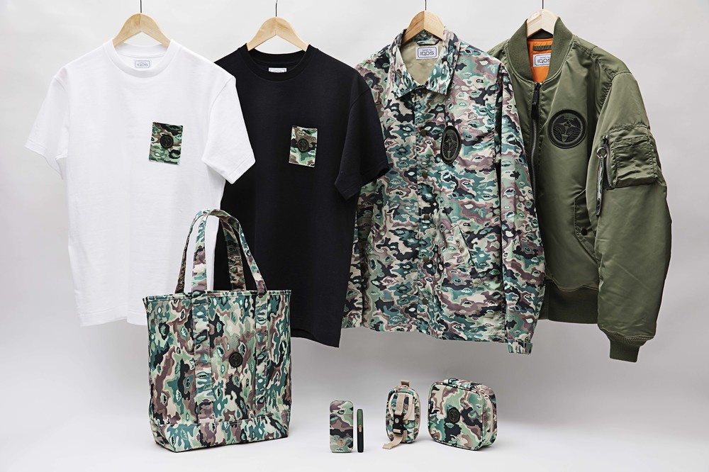 「THE CAMO COLLECTION」