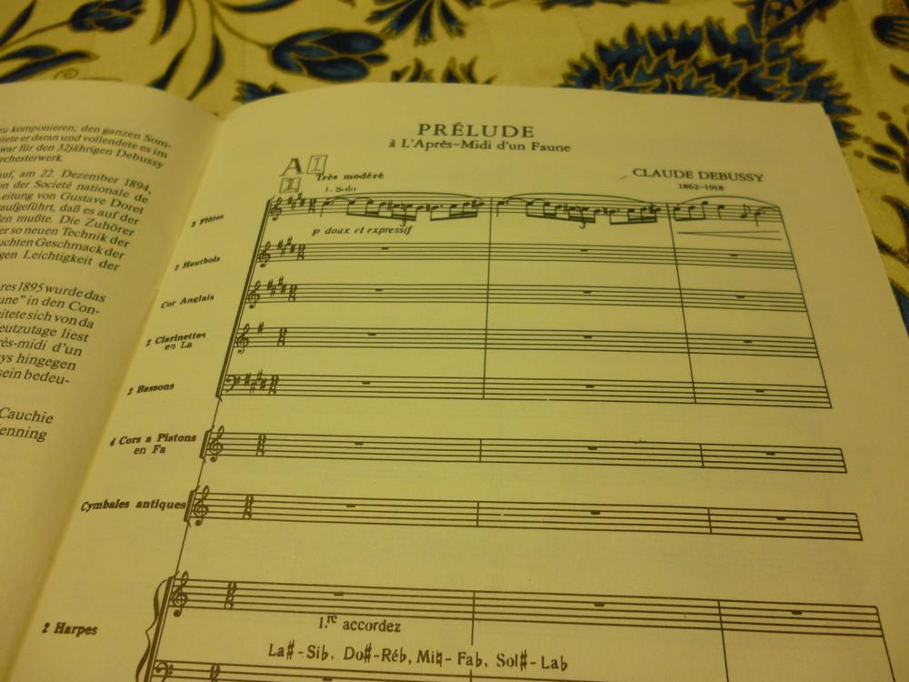 その音は音楽の歴史を変えた フルートの物憂げな旋律から始まる「牧神の午後への前奏曲」
