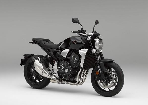 ホンダ、大人のためのスポーツバイク スポーツモデル「CB1000R」