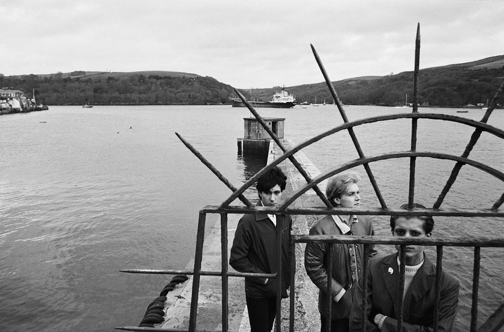 伝説のバンド「JAPAN」がよみがえる 元ドラマー、スティーヴ・ジャンセン写真展
