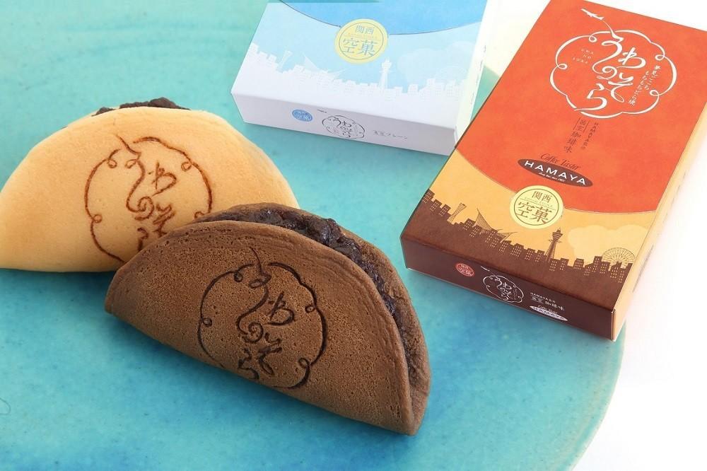 伊丹空港でしか買えない限定 「濃い珈琲」味のどら焼き