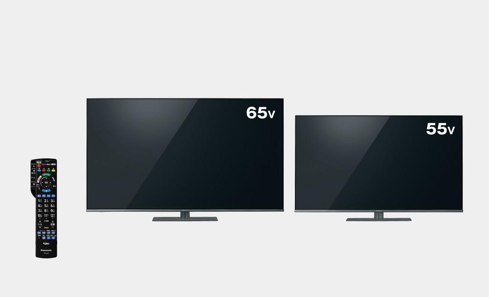 明るいリビングでも高画質 「フレームレスデザイン」の4Kテレビ