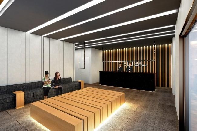 都市型ホテルブランド「ホテル・アンドルームス」 3号店は新大阪