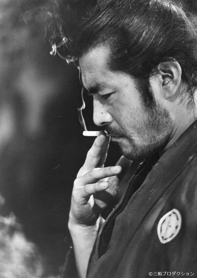 「三船敏郎グッズ」映画公開記念で発売 横尾忠則が描く限定品バッジも登場