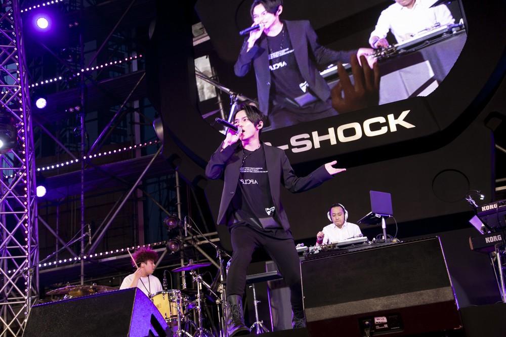 SKY-HI、KANA-BOONら熱いライブ カシオ35周年記念イベントは大盛況