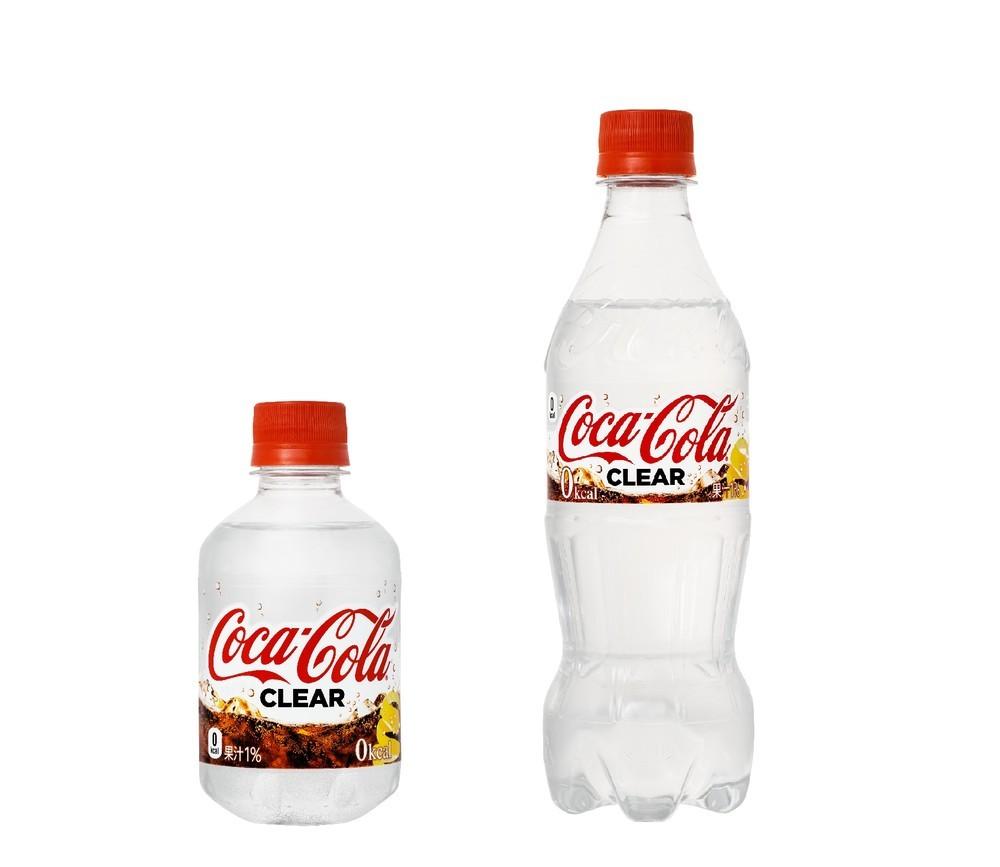 コカ・コーラが斬新な新商品 今夏は「透明」で「ゼロカロリー」の炭酸飲料