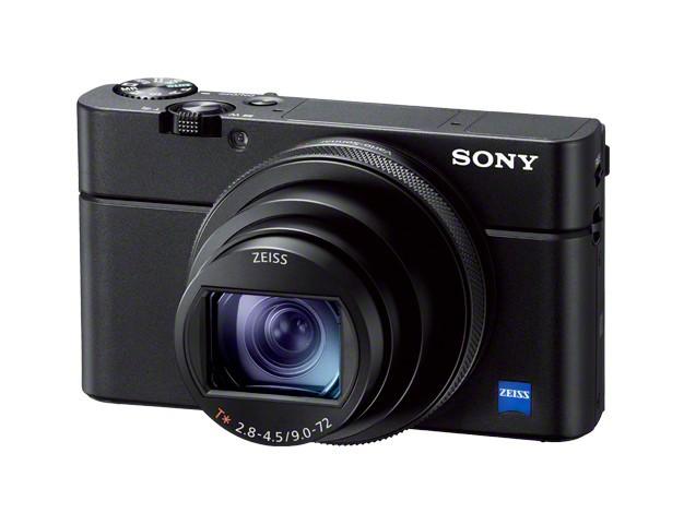 小型ボディーに高性能AF、高速連写性能 ソニーのデジカメ