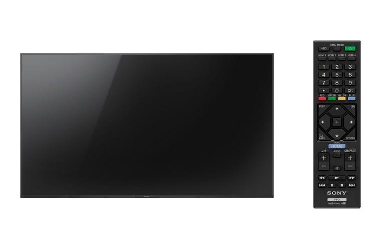 「NHK映らないテレビ」と話題 ソニーから無線LAN機能やAndroid搭載した4K液晶ディスプレイ発売