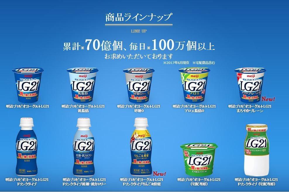 「胃で働く乳酸菌」の特徴とは 明治プロビオヨーグルトLG21が刷新