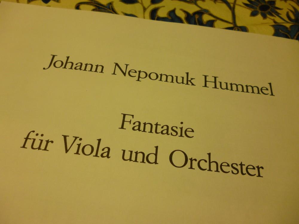 中身がごっそり削られ「別の曲」として生き残る 忘れられた作曲家・フンメルの「幻想曲」