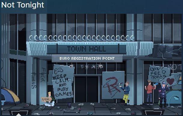 英国の近未来は暗黒なのか... ブレクジットの「悲劇」をゲームで体感