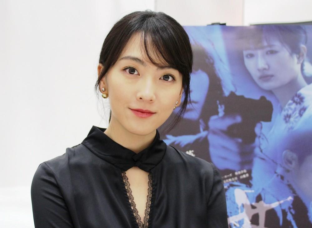 役はクールに、素顔は誠実な大人の魅力 女優・知英さんインタビュー