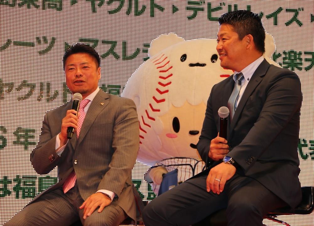 村田修一&岩村明憲が明かす「侍ジャパン」の舞台裏 東京五輪「期待の選手」も挙げた