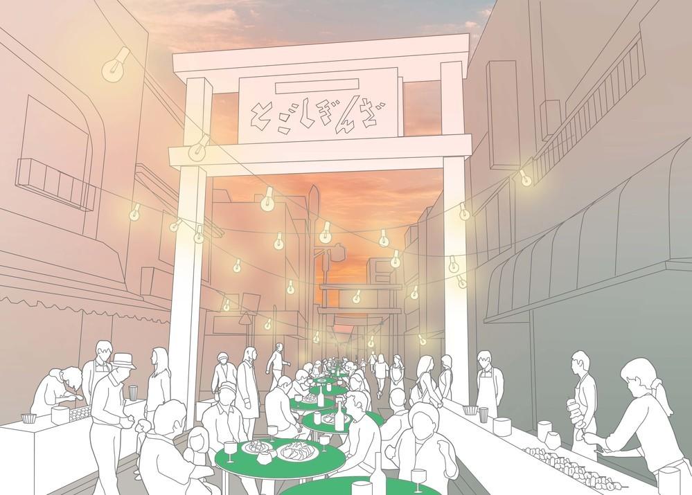 東急池上線全駅でお祭りだ! 商店街で食べ歩き、スタンプラリーも楽しめる