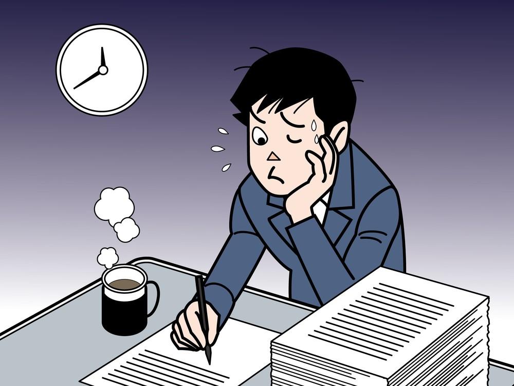 残業時間減っても喜べない皮肉 自由な時間は増えるけれど...
