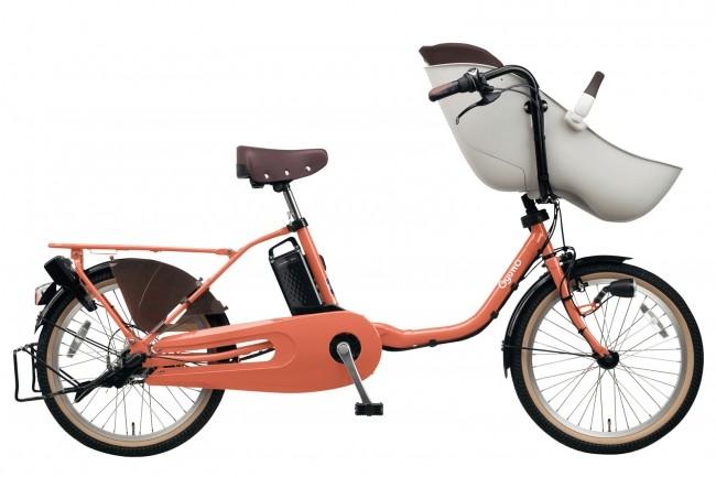 子どもの快適性にこだわった「子乗せ」電動アシスト自転車