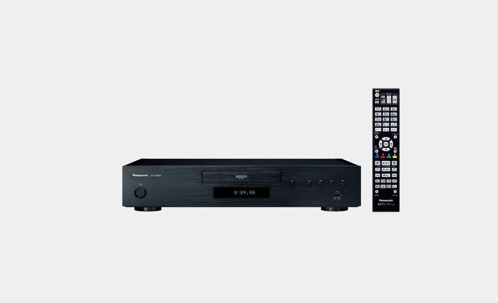 国内初「HDR10+」「Dolby Vision」両対応 ブルーレイディスクプレーヤー