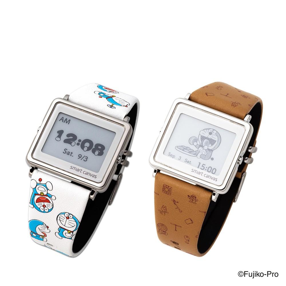 「ドラえもん」名シーンや名言満載 デジタル腕時計
