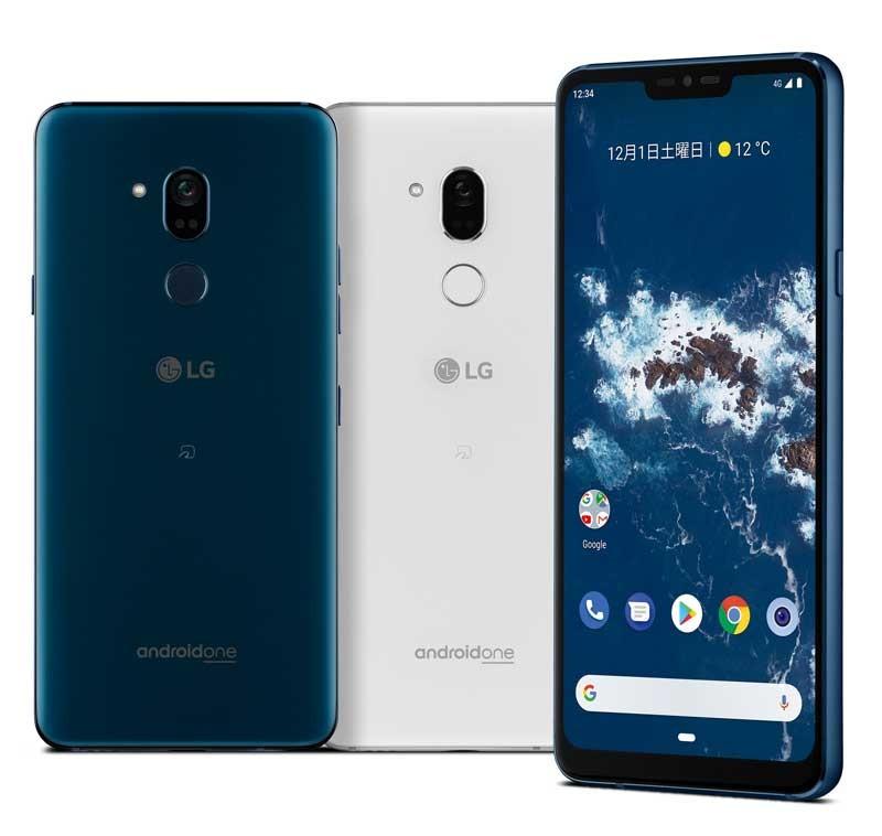 「ワイモバイル」から「Android One」最上位モデル「X5」