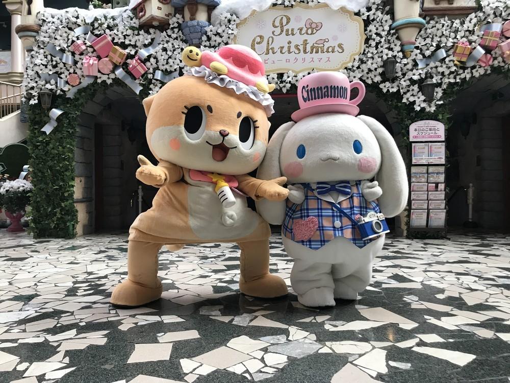 カワウソ「ちぃたん☆」再びパレードへ サンリオピューロランド、今度は「ゲスト」