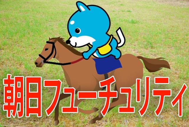 ■朝日杯FS 「カス丸の競馬GⅠ大予想」      紅一点グランアレグリアは勝てるか