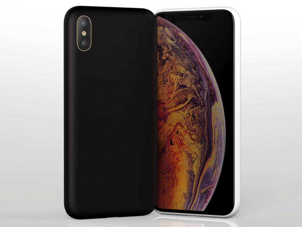 余計な要素を徹底排除 「iPhone XS」を薄く覆い隠すケース