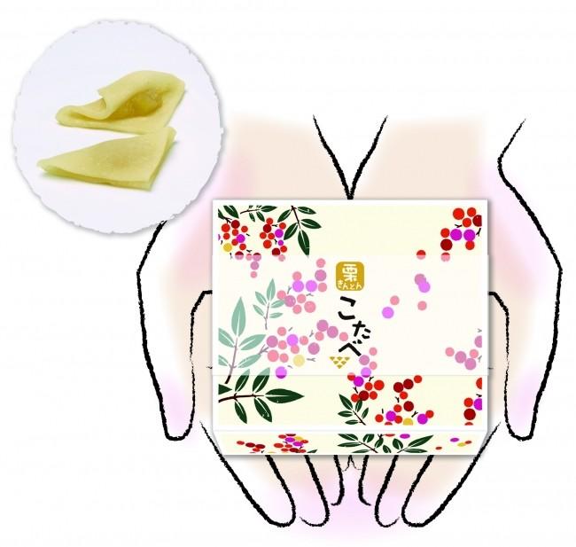 京都銘菓「こたべ」冬限定味とごちそう野菜の朝食付きプラン