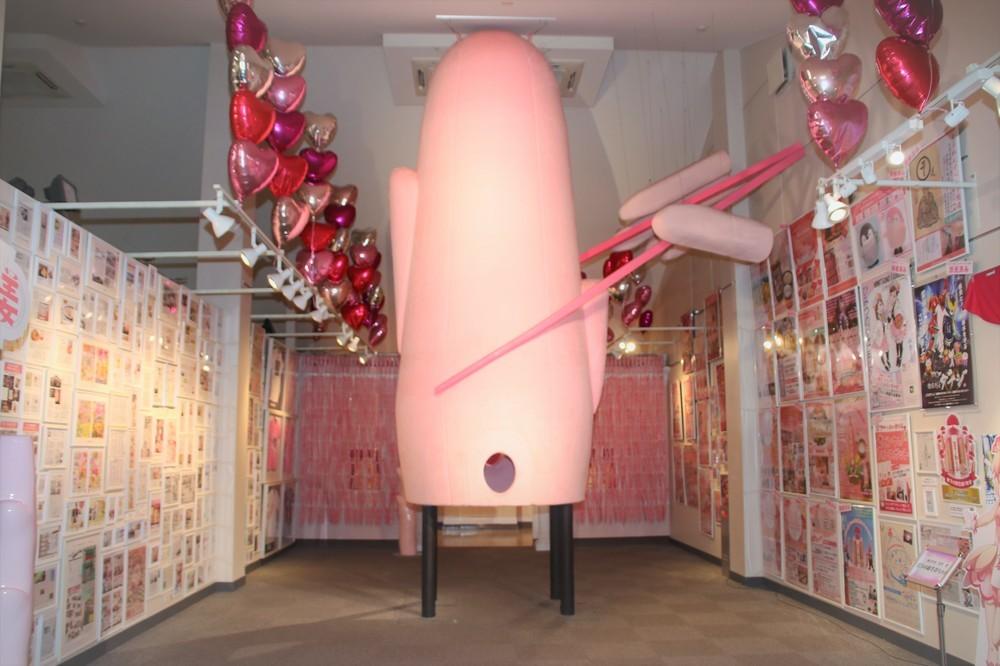 破天荒な楽しさ広がる「ピンク色の御殿」 ここまでやるぞ「岩下の新生姜ミュージアム」