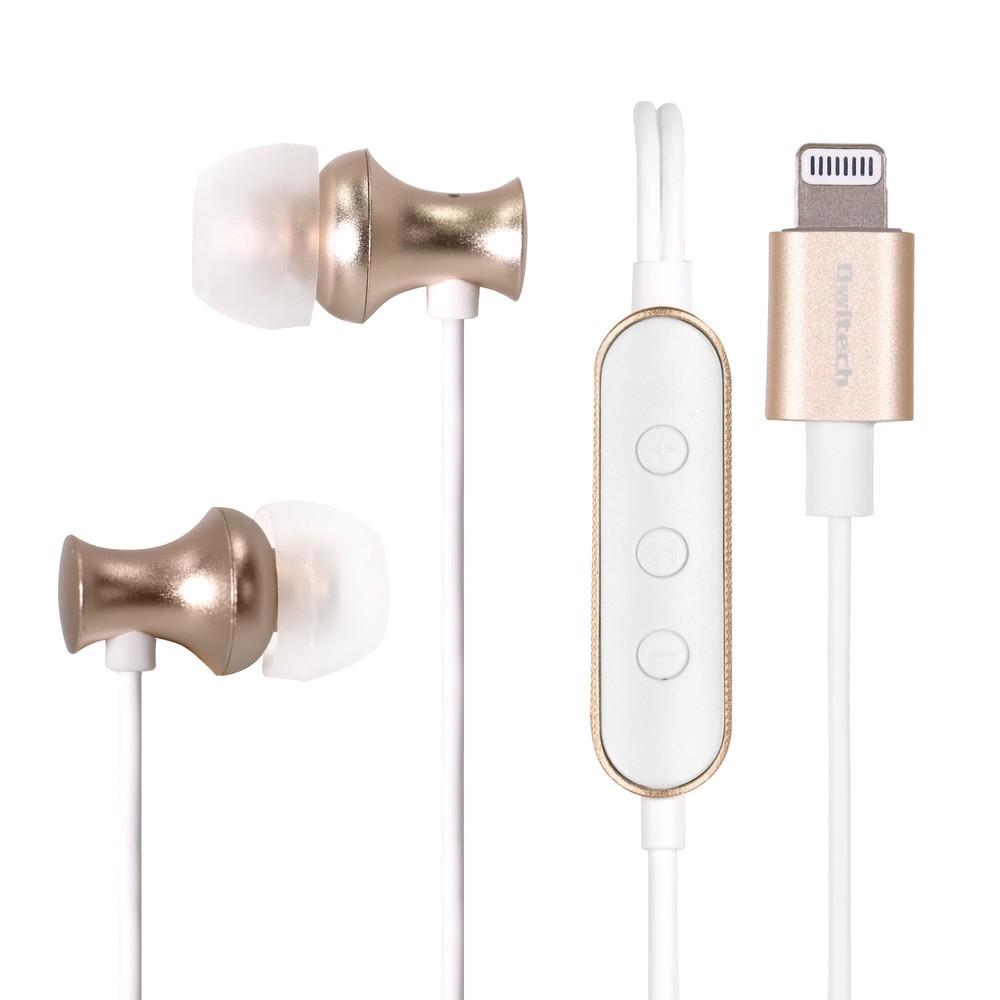 スマホに直接接続、ペアリング不要で使用 有線タイプイヤホン2種