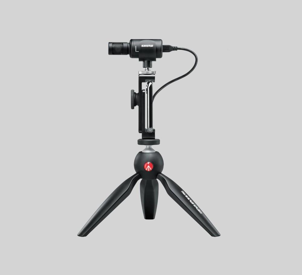 スマホで高音質録音や動画撮影 マイク&ビデオアクセサリー