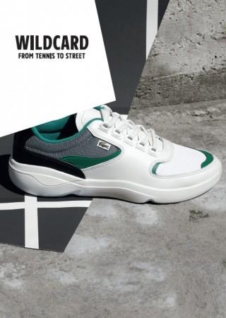 テニスシューズの機能性とトレンドを取り入れたスニーカー ラコステジャパン