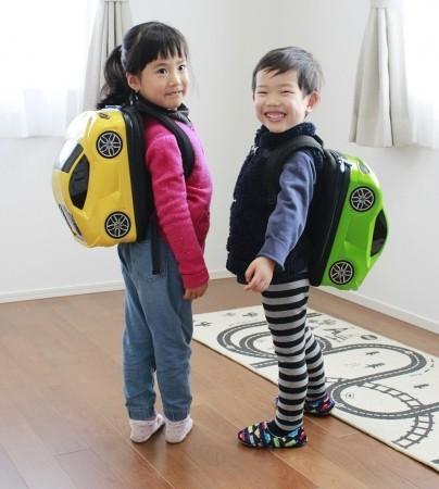 ランボルギーニをイメージ 子ども用車型バックパック